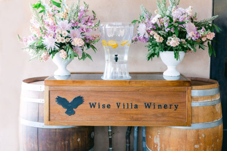 Wedding photos captured at Wise Villa winery, Lincoln by Samantha May Photography